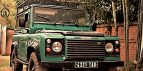 Location 4x4 - Land Rover Defender 90- Route Secondaire Madagascar
